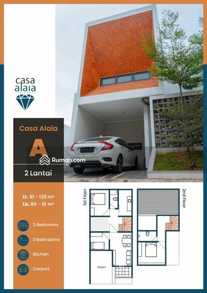 Rumah Cluster Premium 2 Lantai di Bekasi Barat #109438761