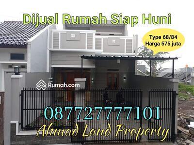 Dijual - Jual Rumah 2 Lantai Siap Huni Dekat Pemkot Cimahi Pesona Cihanjuang Green Ville Village Cimahi Utara