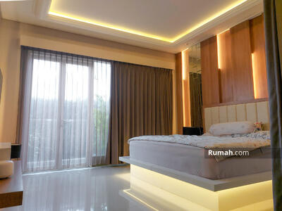 Dijual - Bukit Golf Internasional Design Resort 4 Bedroom Interior Grade A