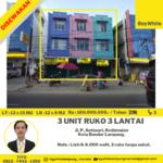 Studio Ruko Tanjung Karang Timur, Bandar Lampung, Lampung