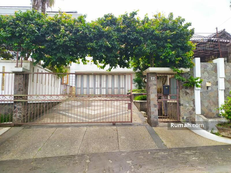 Dijual Rumah dengan Pemandangan Hijau di Setiabudi Regency Kota Bandung #109463757