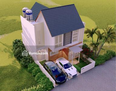 Dijual - Rumah 2 Lantai 4 kamar tidur Luas tanah 100 mtr di Cibinong Bogor