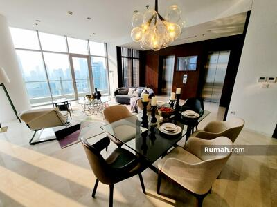 Dijual - Jual Cepat Apartemen Luxury 3BR Private Lift, Kuningan, Setiabudi, Karet, Jakarta Selatan