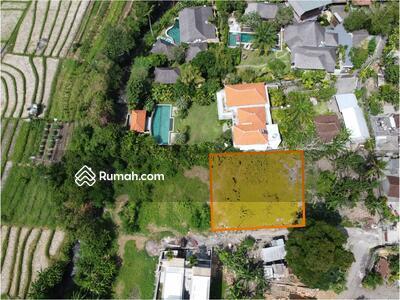 Dijual - Dijual Tanah View Sawah di Pererenan, Badung Bali   UDB 249