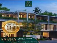 Dijual - Rumah 3 Lantai di Jakarta Barat, Anwa Residence Puri Tepat di Kawasan Strategis