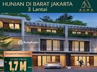 Dijual - Rumah di Jakarta Barat, Anwa Residence Puri Aman, Tenang, Asri