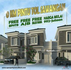Dijual - D'talago Regency Jl. samudra Jaya