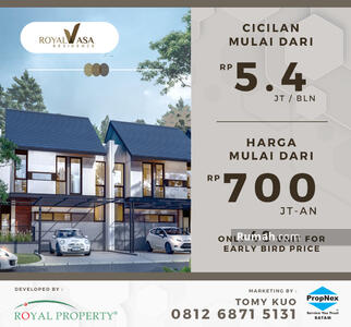 Dijual - Royal Vasa Direct Seaview Residential Batam Center