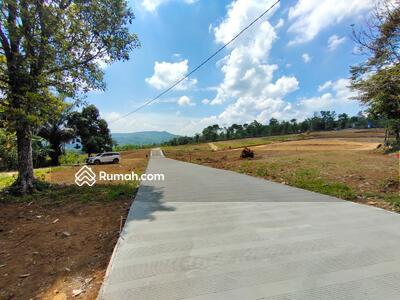 Dijual - Dijual Tanah Kavling siap bangun atau Berkebun View Pegunungan di Bogor Cocok untuk Investasi