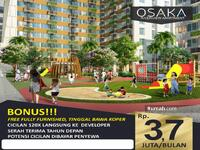 Dijual - Dijual Apartemen Osaka PIK 2