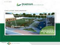 Dijual - Rumah Syariah dengan Taman Bermain