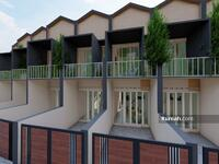Dijual - Rumah 2 lantai kelapa dua booking fee 200 ribu free ajb dan ppjb! SHM