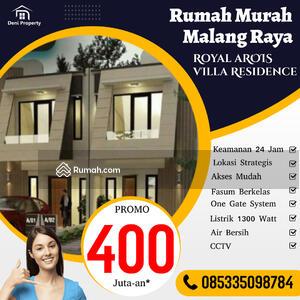 Dijual - Rumah murah minimalis di Royal Arois Batu