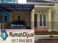 Dijual - Rumah secondary dalam cluster  siap huni