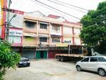 Disewakan Ruko 3 Lantai Jln Basuki Rahmat Palembang