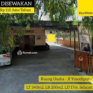 Disewa - Space Banjarsari 110jt/thn