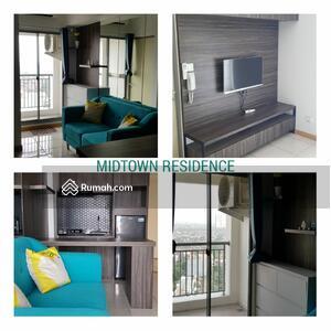 Disewa - 2BR FF Apartemen Midtown Residence Gading Serpong