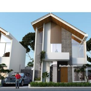 Dijual - Jambon Tengah Townhouse, Rumah Modern
