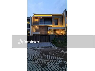 Dijual - WATERFRONT WP CITRALAND SURABAYA RUMAH  UNIT BARU   Full Smart Home System YANG SUPER KEREN