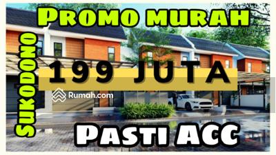 Dijual - Rumah murah Sidoarjo 199 juta an Sukodono unit terbatas