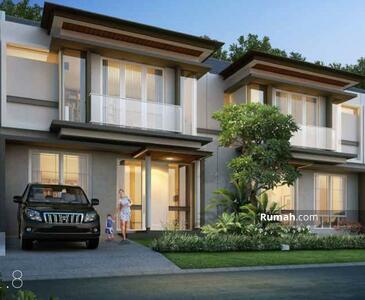 Dijual - Langka! !Rumah Baru Minimalis Modern Swimming Pool Budi Indah Bandung