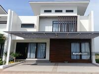Dijual - Rumah siap huni 2 lantai luas 6x15 90m Type 3+1 di Cluster Shinano JGC Jakarta Garden City Cakung