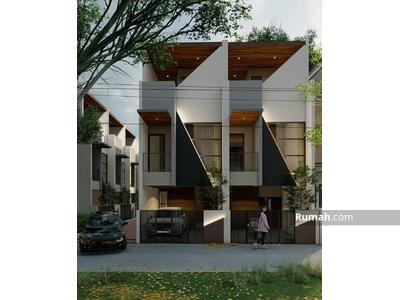 Dijual - Dipasarkan Rumah Town House Exclusive Pramuka Utan Kayu Matraman Jakarta Timur ☎️ 085899110009