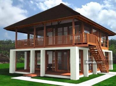 Dijual - Villa Kayu Knockdown Dengan Berbagai Jenis Dan Desain Free Ongkir