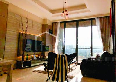 Disewa - Disewakan Murah Apartemen District 8, 1 Bed Luas 70 sqm Full Furnish