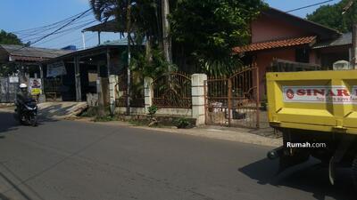 Dijual - Dijual Rumah Kokoh Pinggir Jalan Kp Sawah bekasi Selatan