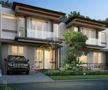 Dijual - Rumah Modern di Komp Budi Indah Cluster Acasia, Setiabudi Bandung Utara