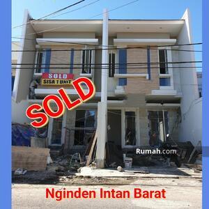 Dijual - Dijual Rumah Baru Nginden Intan Barat