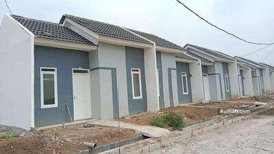 Dijual - Rumah murah subsidi siap huni bebas banjir dkt tol Srijaya srimahi tambun Utara Bekasi