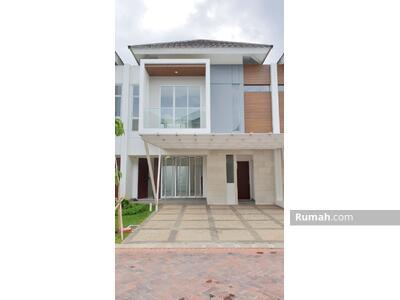 Dijual - Dijual Cepat! Rumah baru 2 lantai di Riviera Metland Puri, Cipondoh Tangerang