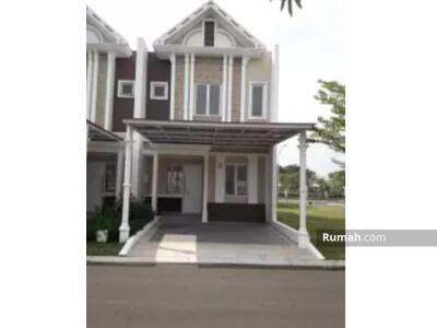 Disewa - Disewakan Rumah di Cluster Thames Jakarta Garden City