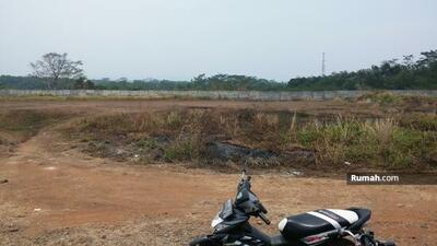 Dijual - Tanah Pribadi, Tanah Pergudangan di Legok, Tangerang Luas 8, 7 Ha