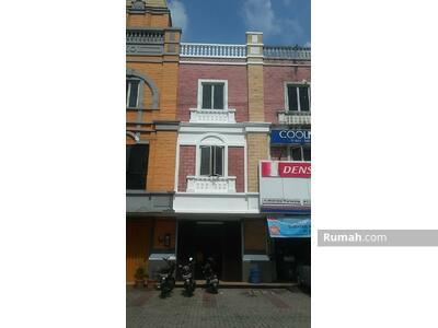 Dijual - Dijual Ruko PARAMOUNT Center blok C, GADING SERPONG, 3 lantai, hadap jalan raya, siap pakai