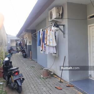Dijual - Rumah Kontrakan  6 Pintu + 2 Kios, daerah Mustika Jaya, Bekasi