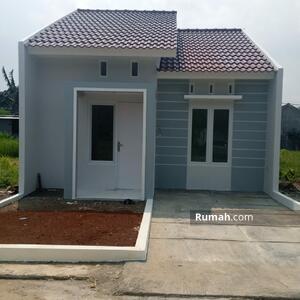 Dijual - Cukup 10 Juta rupiah dapat rumah 1 lantai dibekasi timur gratis semua biaya2