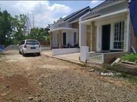 Dijual - Rumah Cluster 19 unit dijual di Tapos Depok Dekat Cibubur Luas Murah Strategis Siap Huni bisa Kpr