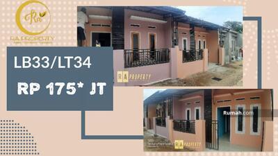 Dijual - Rumah semi minimalis harga terjangkau di citayam lokasi strategis dan asri
