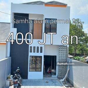 Dijual - Jual rumah di jatihandap Bandung Utara dekat saung angklung Udjo (samha jatihandap alam permai)