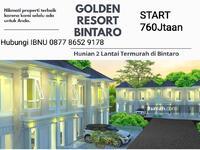 Dijual - Golden Prime Bintaro