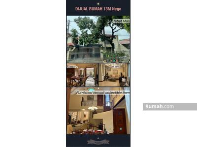 Dijual - 4 Bedrooms Rumah Tebet, Jakarta Selatan, DKI Jakarta