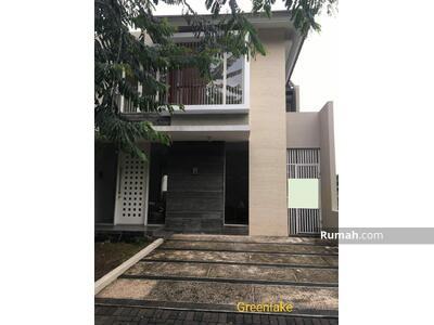 Dijual - Rumah Minimalis Greendlake blok CM 17