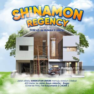 Dijual - SHINAMON REGENCY