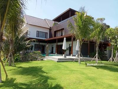 Dijual - Villa Luxury Ocean View Di Area Cemagi Dkt Prerenan Nyanyi Kedunggu Beach Canggu Brawe