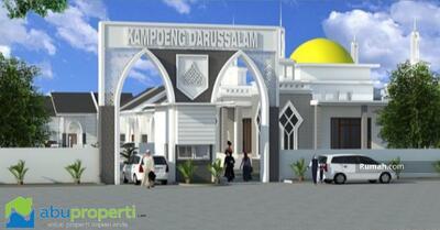 Dijual - Kampoeng Darussalam Rumah Syariah Di Kota Palembang