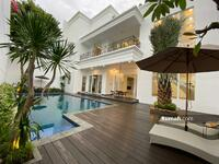 """Dijual - Pondok indah dijual rumah super mewah modern brand new"""" material kwalitas. Lingkungan asri nyaman lo"""