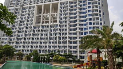 Dijual - TURUN HARGA 650 JUTA ! !! Jual Apartemen Puri Mansion Type 1 Kamar Tidur 37m2 Full Furnish Harganya M